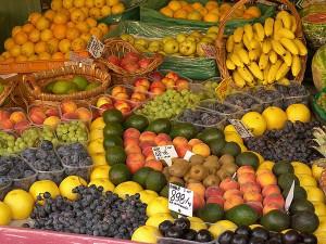 frutas e IPC