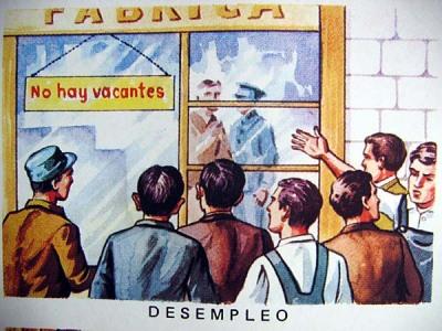 8 Comunidades en España entre las de mayor desempleo