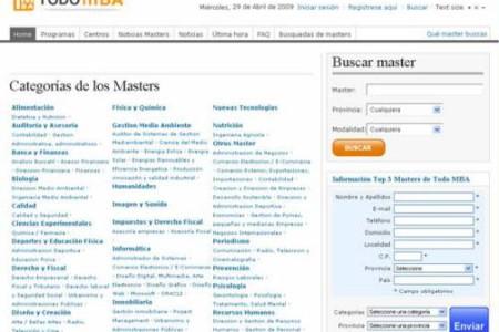 Masters en TodoMBA