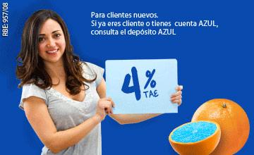 Cuenta Azul remunerada de iBanesto
