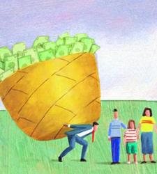 El reequilibrio necesario de la economía