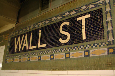Wall Street, capital financiera mundial
