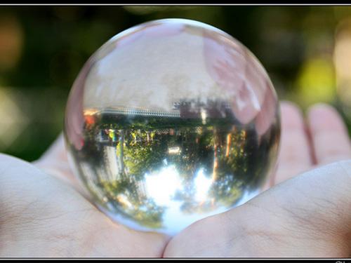 futuro en bola de cristal