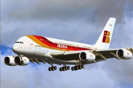 Calendario de huelga de Iberia