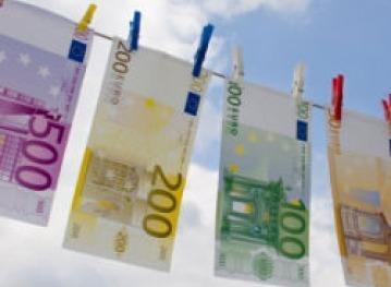 Blanqueando dinero