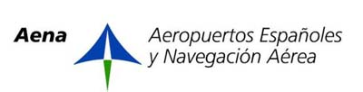 Logotipo de AENA