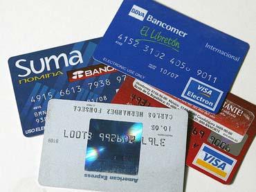 Limitaciones en las comisiones de las tarjetas bancarias