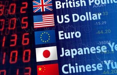 El riesgo de cambio de las divisas